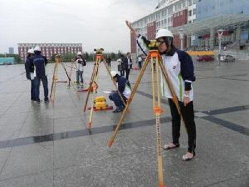 武汉铁路桥梁学校工程测量技术专业