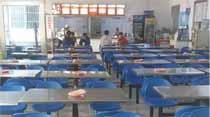 武汉机电工程学校食堂