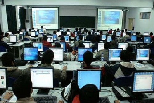 武汉涉外技工学校计算机专业