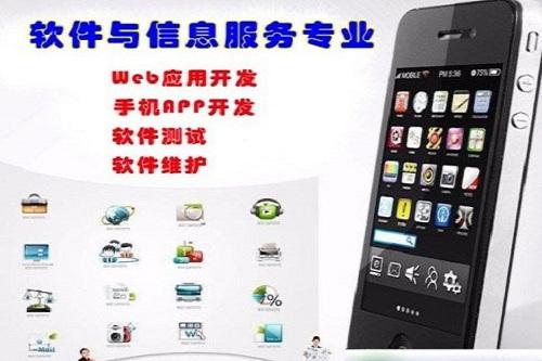 武汉应用科技学校软件与信息服务专业