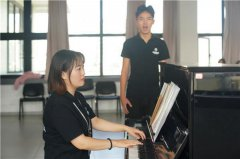 武汉市一般电子学校音乐教室