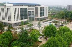 武汉市仪表电子学校教学楼