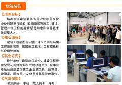 武汉市洪山外经贸学校建筑装饰专业介绍