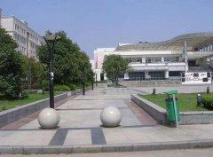 武汉市洪山外经贸学校办公楼