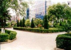 武汉市建设学校校园风景