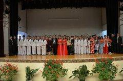 湖北省旅游学校学生才艺表演