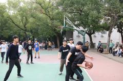 湖北省旅游学校体育比赛