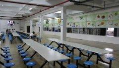 武汉铁路桥梁学校食堂