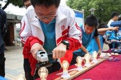 武汉市东西湖职业技术学校技能比赛
