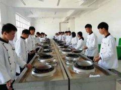 武汉市旅游学校烹饪专业