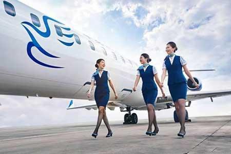 武汉市智工职业技术学校航空服务专业