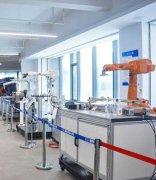 武汉市智工职业技术学校智能制造实训室